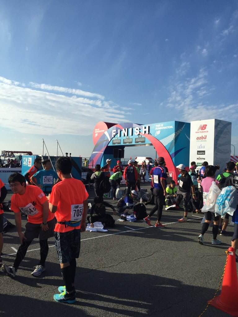 【レースレポート】湘南国際マラソン走ってきた